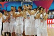 Košarkaši večeras protiv Litvanaca