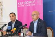 """""""Kaleidoskop kulture"""" od 24. avgusta do 30. septembra"""