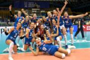 Odbojkašice protiv Bugarske za polufinale EP