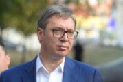 Vučić počeo bilaterale u Ženevi, sastao se s Brendeom
