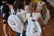 Moja Kravica mlečni paketići za srećan i uspešan povratak u školu štićenicima Dečjeg sela u Sremskoj Kamenici