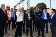 Mihajlovićeva: Umrežavanje pruga i auto-puteva suština transportnog razvoja Srbije