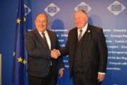Pastor u Briselu: Međuregionalna saradnja ubrzava proces evropskih integracija