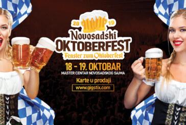 """Bavarska je u svakom od nas: Četvrti """"Novosadski Oktoberfest"""" 18. oktobra u Novom Sadu!"""