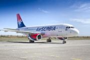 Avion Er Srbije odleteo po srpske državljane u Pariz i Amsterdam