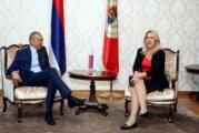 Cvijanović: RS treba iskreno partnerstvo sa Evropskom unijom