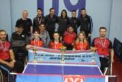 """Novosadska """"Tvrđava"""" šampion Srbije u stonom tenisu za osobe sa invaliditetom"""