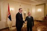 Vučić: Pitam ruske prijatelje – zašto?
