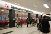 Skok prihoda Mercator Grupe od maloprodaje za 4,7 odsto