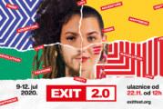 Jubilarni 20. EXIT od 9 – 12. jula, ulaznice od 22. novembra