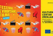 Festival evropskog filma ove jeseni u Zrenjaninu