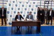 Za obnovu sportske hale u Žablju tri miliona dinara