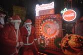 Mašina dobrih dela širi magiju dobrote, jer svetu je potrebno više Deda Mrazova!