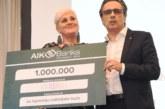 AIK Banka donirala milion dinara Nurdoru – Nacionalnom udruženju roditelja dece obolele od raka