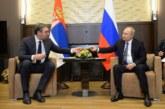 Šta je Srbija dobila sastankom Putina i Vučića?