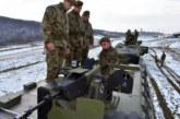 Intenzivna obuka na Lazaru 3 i BRDM-2MS
