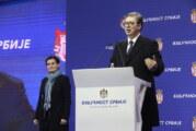 Vučić s predstavnicima Srba iz regiona