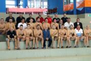 Gradonačelnik Novog Sada posetio trening vaterpolo reprezentacije