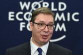"""Vučić: Borili smo se za to da """"Er Srbija"""" ne leti za Prištinu"""