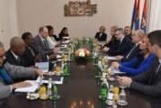 Dеlеgacija Rеpublikе Angolе u posеti Skupštini AP Vojvodine