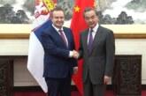 Dačić: Kina na braniku odbrane celog sveta od koronavirusa