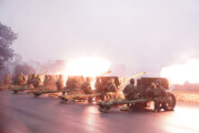 Počasna artiljerijska paljba i promenadni defilei povodom Dana državnosti