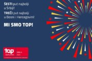 Najbolji u Srbiji i BiH