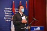 Mirović: Pad prihoda od 20 odsto posle krize