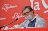 Vučić: Džabe nove bolnice i klinički centri, ako ne budemo disciplinovani i odgovorni