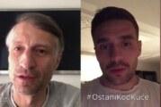 """Ivan Miljković i Dušan Tadić podržali kampanju Pokrajinske vlade """"Ostani kod kuće"""""""