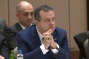 Dačić: Međustranački dijalog što pre, iz EP tražili pripremne sastanke