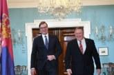 Pompeo pisao Vučiću: Hvala što ste omogućili prevoz američkih državljana
