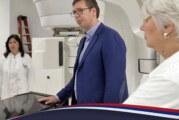 Vučić: Lekari su heroji našeg doba
