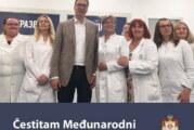 Vučić čestitao Dan medicinskih sestara: Hvala vam na svemu!
