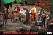Online koncert Taraf de haïdouks u sredu 6. maja, u 21h