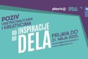 """""""Od inspiracije do dela""""- Konkurs za umetnike i kreativce"""