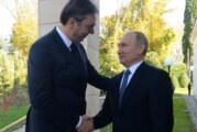 Popović: Niko ne može da pokvari odnose Srbije i Rusije