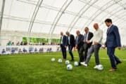 Otvorena nova sportska balon-hala u Adi