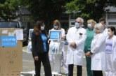 UNICEF poklonio respiratore Urgentnom centru KC Vojvodine