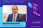 Pavlović: eCommerce značajano raste