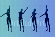 Izložbe Art Body Art i RGB Pestum u Novom Sadu