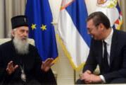 """Vučić: Poslednja poruka koju mi je patrijarh uputio je """"Vidi da oko Srpske i Kosmeta uradimo sve što možemo"""""""