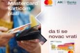 Koristite Matercard® debitne platne kartice AIK Banke i ostvarite povraćaj sredstava