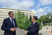 Zvaničnici Prištine tvrde: Odbijen zahtev Vučića da poseti Kosovo i Metohiju