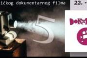 Peti festival muzičkog dokumentarnog filma Dok'n'Ritam od 22. do 25. septembra u Beogradu