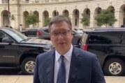 Predsednik Srbije na sastanku sa šefom delegacije Evropske unije