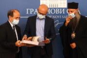 Gradonačelnik Novog Sada čestitao pravoslavnu Novu godinu