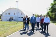 Osnovci u Despotovu dobili novu sportsku halu