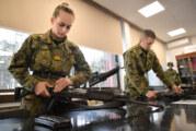 Uvođenje u vojnu evidenciju u Novom Sadu