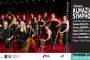 Jedinstveni ženski orkestar Almazian Symphony večers u Srpskom narodnom pozorištu